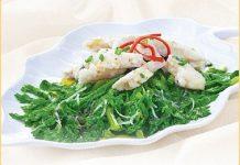 Hướng dẫn làm gỏi cá hấp kiểu Nhật ngon chuẩn vị