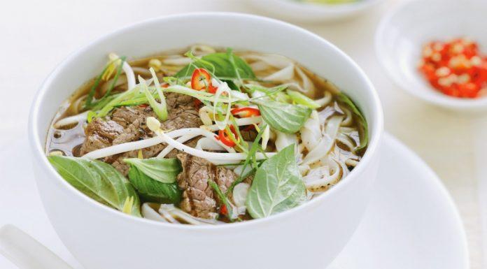 Phở - Các món ăn Việt nổi tiếng được fan quốc tế yêu thích