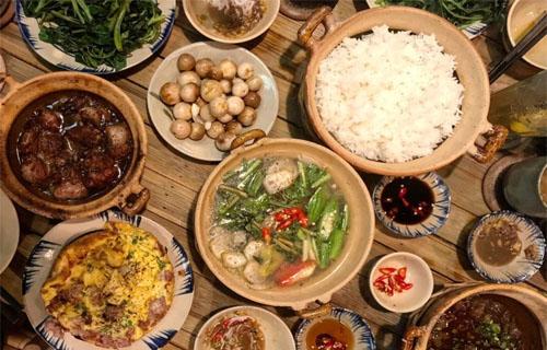 Đặc trưng văn hóa ẩm thực Việt